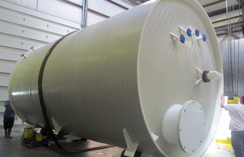 15000 GL Hydrogen Peroxide Tank