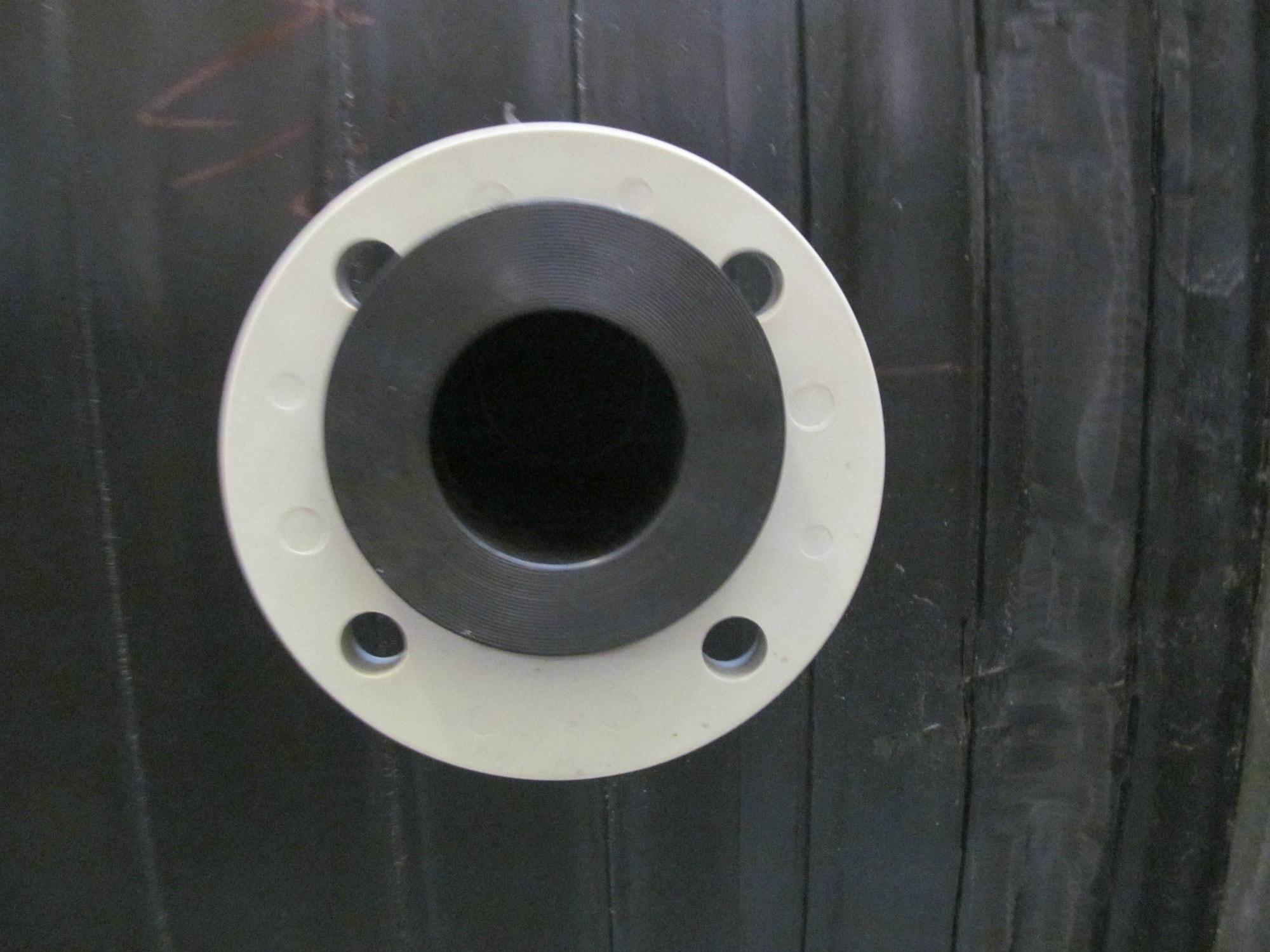 Polypropylene Coated Backing Ring