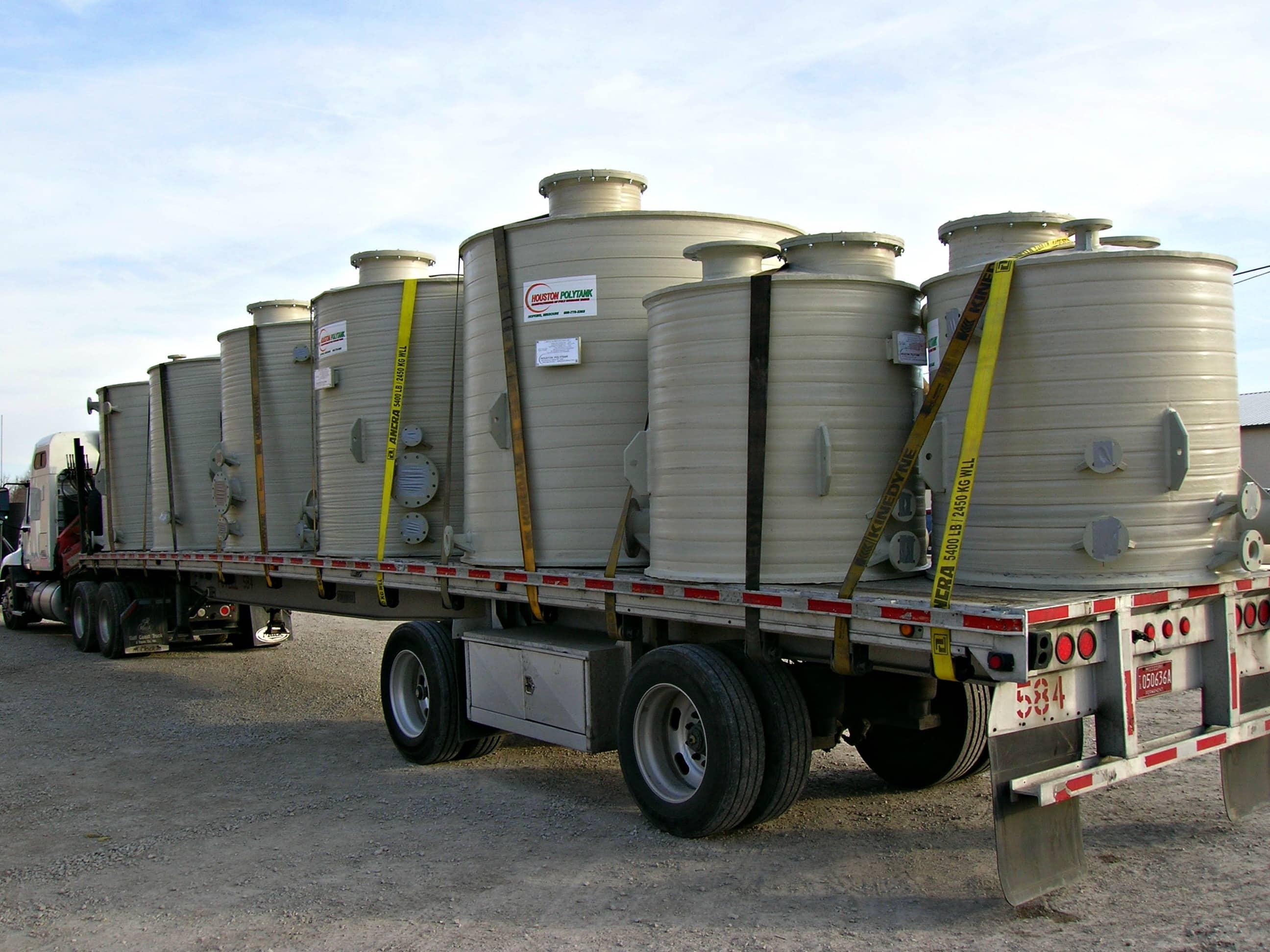 Poly Truck Tank : Tanks houston polytank