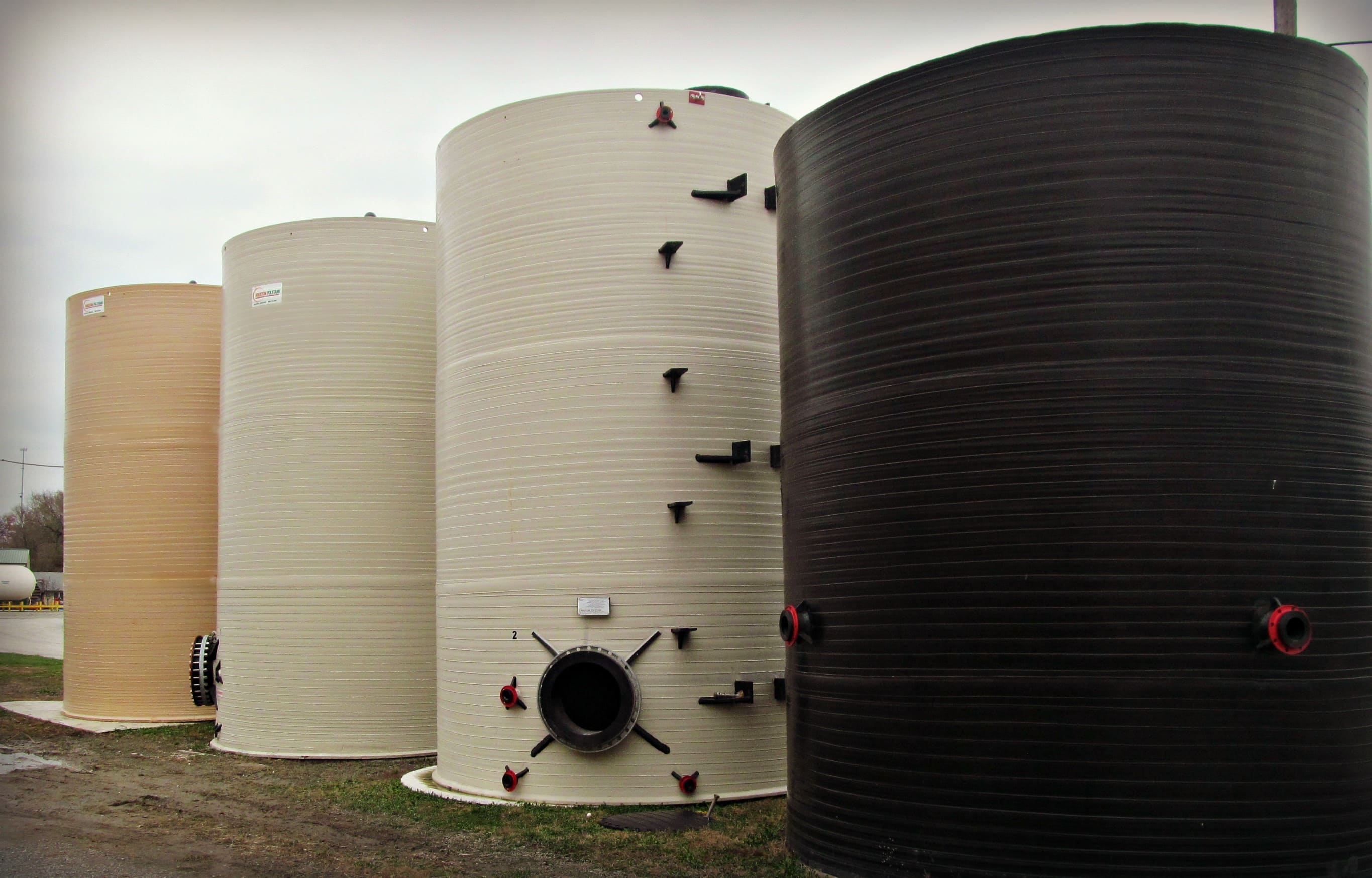Polyethylene Tanks