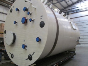 8,700 GAL Double Wall Sodium Bisulfite Tank (3)
